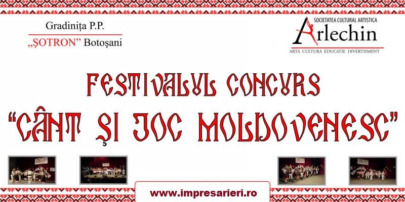 Cant-si-Joc-Moldovenesc-Arlechin & Sotron Botosani 2017
